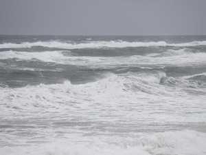 BEACHES CLOSED: Dangerous surf shuts down two Coast beaches