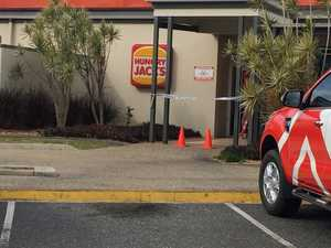 TRAGIC: Man dies at Hungry Jacks Gladstone