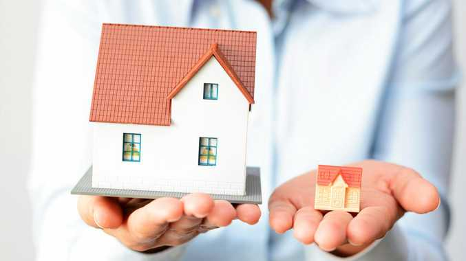 DOWNSIZING ADVICE: Downsizing without proper advice, could be a bad financial move.