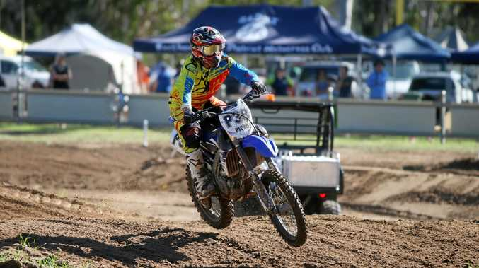 Jeremy Pickering has capped a great year by being named the Rockhampton Motocross Club's most improved senior for 2017.