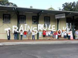 Local pro-train group to launch this week