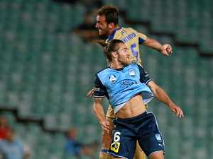 GRAND FINALE: Josh Brillante will play in tomorrow night's FFA Cup final.