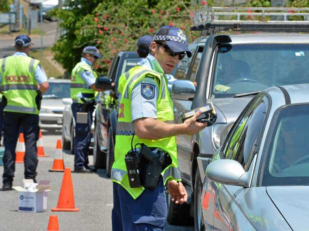 DUMB CRINK DRIVERS: Police allege a 32-year-old Kyogle man driving on P-plates blew five times the legal limit in Casino and was one of many drivers arrested on the weekend.
