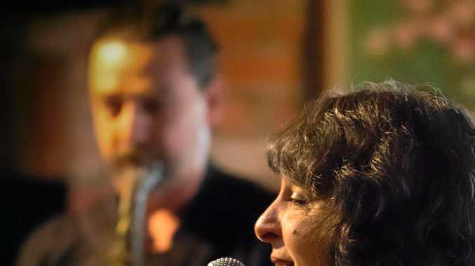MAGNIFICENT: Teri Welles and Rob Harvey will take the stage with on Sunday, December 3.