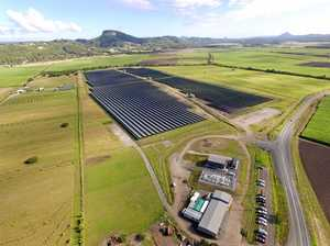 Coast solar farm wins planning award