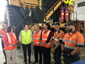 Premier commits to jobs with $3.6m resources centre