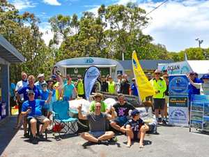 Volunteers haul 647kg of rubbish from Coast lake