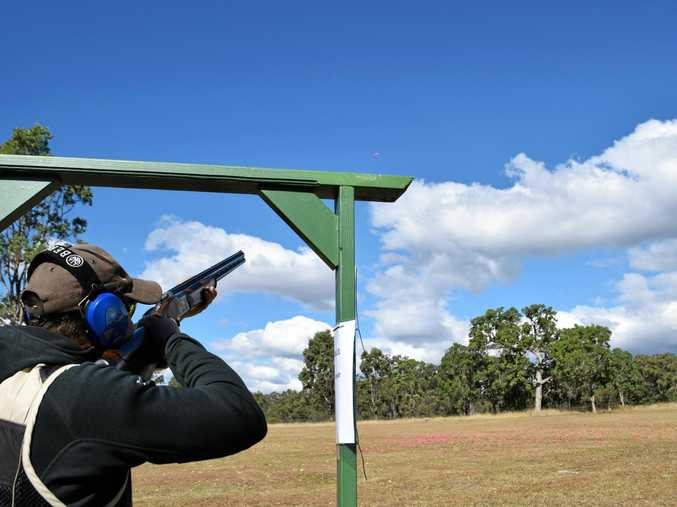 FAIR GO: The Sporting Shooters Association of Australia Queensland is pushing to have their voice heard.
