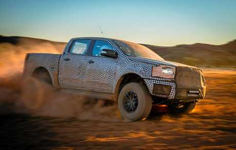 The Ford Ranger Raptor has been confirmed for arrival in 2018.