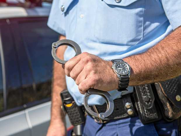 DRIVER CHARGED: A North Lismore man who rammed a police car on Saturday has been charged, granted conditional bail and will appear in court later this month.