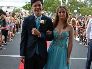 Lockyer District High School formal arrivals