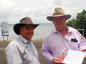 $2 million for redevelopment of River Heads boat area