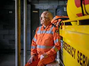 SES volunteer settles into change of pace