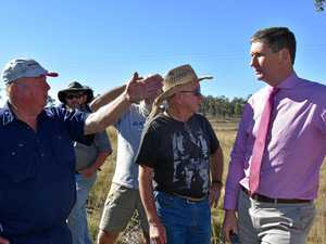 Ending of an era for Lawrence Springborg
