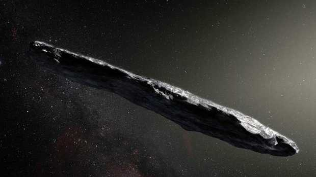 Oumuamua: Lost interstellar asteroid enters solar system