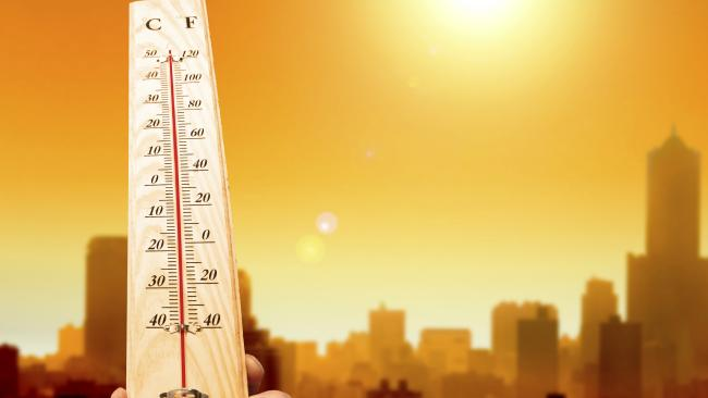 Hot for this time of year: Southern Australia is getting an early taste of summer. Picture: Thinkstock