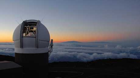 The Pan-STARRS1 Observatory made the discovery (Rob Ratkowski/University of Hawaii via AP)