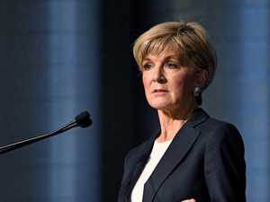 Julie Bishop moves on Coalition quit threat