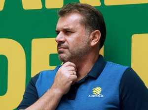 LIVE BLOG: Socceroos' Ange Postecoglou quits before World Cup