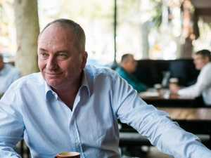 Barnaby Joyce cops death threats, stalkers ahead of by-election