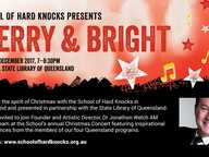 Celebrate the spirit of Christmas with the School of Hard Knocks in Queensland, Dr Jonathon Welch AM, our team and members of our four programs.