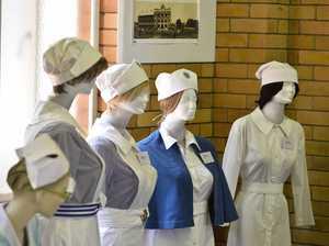 Hospital celebrates history