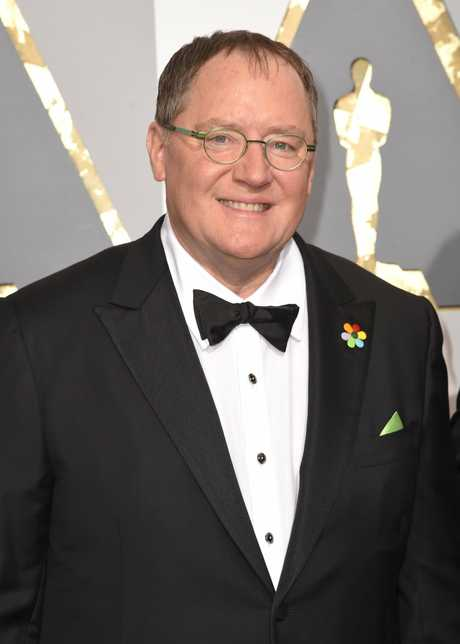 "Pixar co-founder John Lasseter allegedly made an ""unwanted advance"" on actor Rashida Jones."