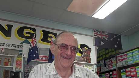 Adelaide St businessman Bill Langer said was looking forward to seeing the new changes for the Maryborough Markets.
