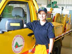 Woodlea firefighters in blazing demand