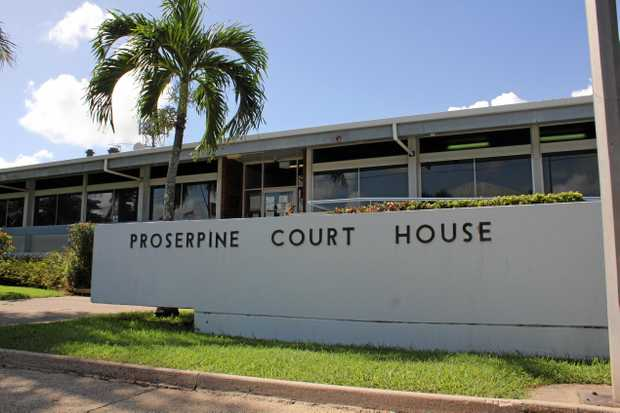 The Proserpine Court House Photo Peter Carruthers / Whitsunday Times