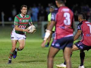 MORE POINTS: Former Hervey Bay player Clinton Horne will attract 16 points under the new rules after joining The Waves for next year.