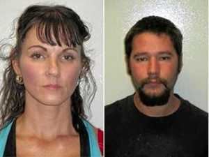 Man and woman wanted by police