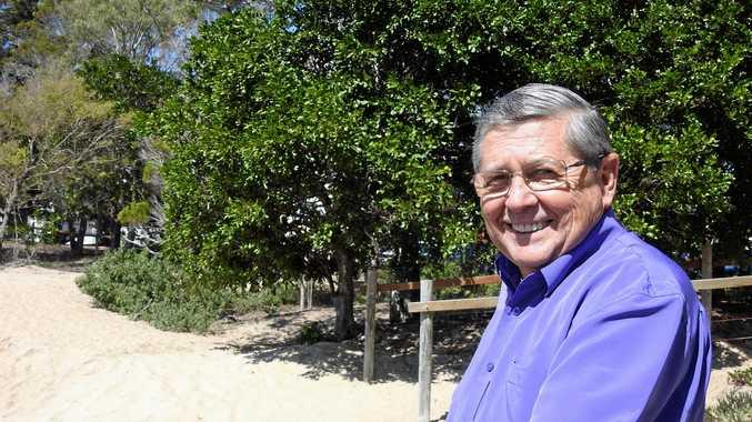 TED SORENSEN, LNP candidate, Hervey Bay.