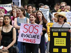 UN tells Aust 'take responsibility for refugees'