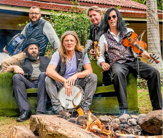 GREAT SOUNDS: Round Mountain Girls will play South Tweed Sports Club on Saturday, November 25, from 8pm.