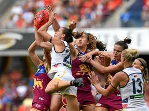 LNP support for women's sport music to ear of one player