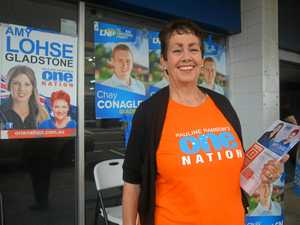 Why Gladstone volunteer turned to One Nation