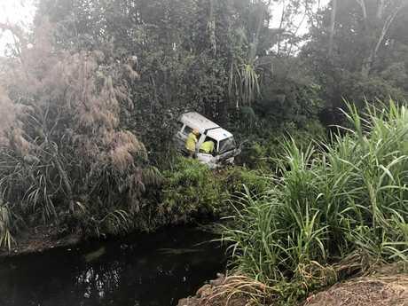 Emergency Services are on scene at a serious crash at Pindi Pindi.