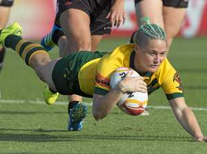 Baker at the double as Jillaroos pluck Canada Ravens