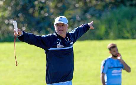 Graham Arnold is the early favourite to take over as Socceroos head coach.
