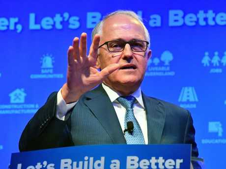 Malcolm Turnbull has launched a separate review of religious freedoms in Australia. Picture: AAP