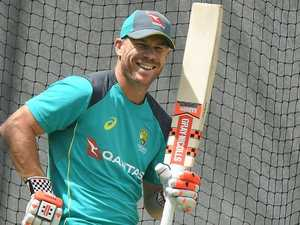 Maxie gets nod but Warner full of confidence