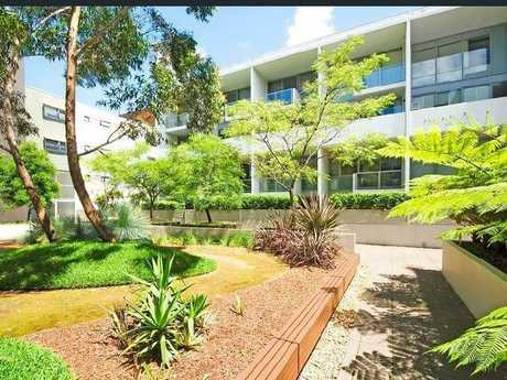 Mr Beattie's son, Denis, is believed to live in the apartment in Victoria Park Parade, Zetland, purchased for $975,000 last May.