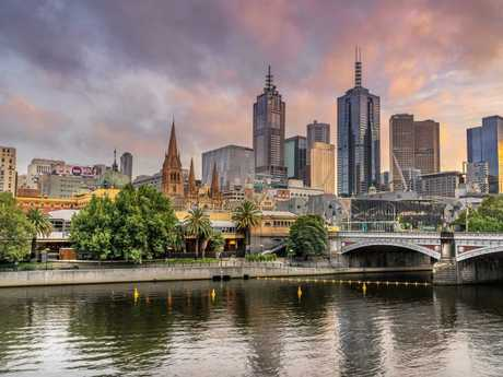 Melbourne is Tigerair's most popular destination.
