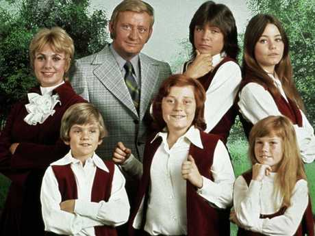 Cassidy shot to global stardom as Keith Patridge in the sitcom The Partridge Family.