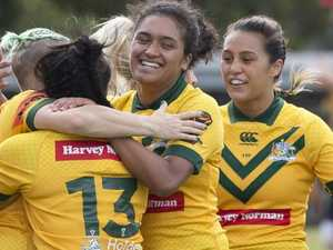 Jillaroos run riot over Ravens