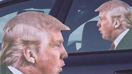 The Ride with Trump car sticker is the ultimate dud gift.