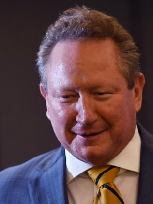 Andrew Forrest has backed the push.