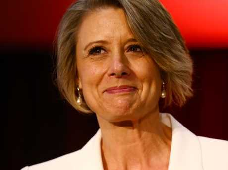 John Alexander was expected to hold onto the seat until former NSW premier Kristina Keneally was parachuted in. Picture: Britta Campion/The Australian