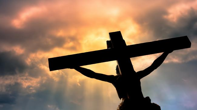 A joke about Jesus has caused an online spat. Source: istock.